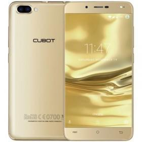 Cubot Rainbow 2 1gb 16gb Android 7.0 5.0 Inch Smartphone Mt6580a 13mp+ 2mp Dual Rear Cameras Otg Gold